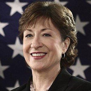 Politician Susan Collins - age: 65