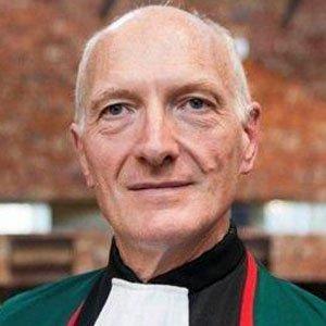 Supreme Court Justice Edwin Cameron - age: 67
