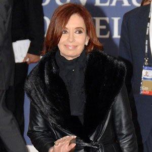 World Leader Cristina Fernández de Kirchner - age: 67