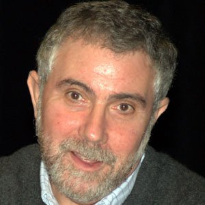Journalist Paul Krugman - age: 67