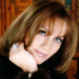 Novelist Ahlam Mosteghanemi - age: 67