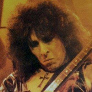 Guitarist Randy Piper - age: 67