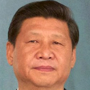 World Leader Xi Jinping - age: 64