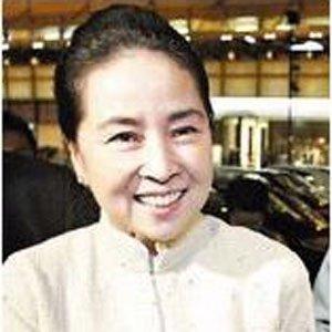 Movie actress Lin Feng-Jiao - age: 67