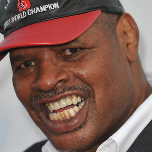 Boxer Leon Spinks - age: 67