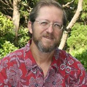 Poet Jim Kacian - age: 67