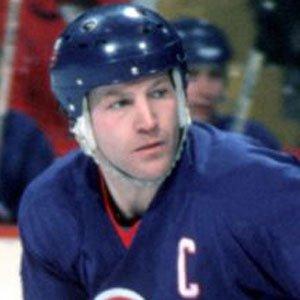 Hockey player Denis Potvin - age: 63