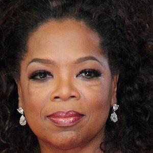 TV Show Host Oprah Winfrey - age: 66