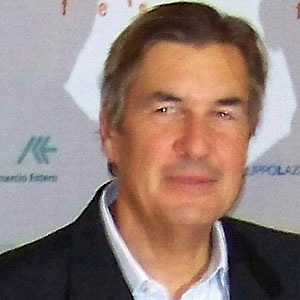 TV Producer Andy Harries - age: 67