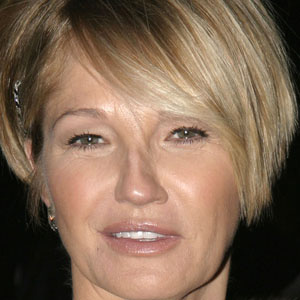Movie actress Ellen Barkin - age: 66