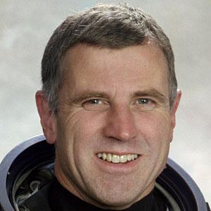 Astronaut Dafydd Williams - age: 66