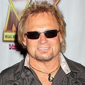 Bassist Michael Anthony - age: 63