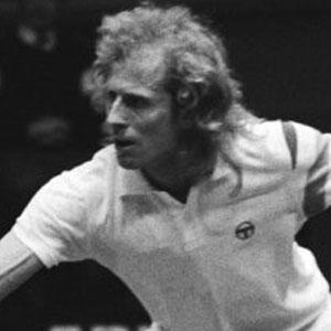 Male Tennis Player Vitas Gerulatis - age: 40