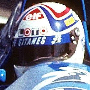 Race Car Driver Philippe Alliot - age: 66
