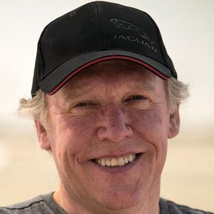 Engineer Ian Callum - age: 66