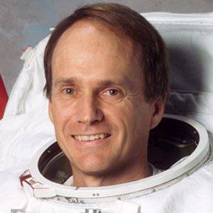 Astronaut Steve MacLean - age: 62