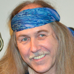 Guitarist Uli Jon Roth - age: 62