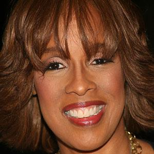 Radio host Gayle King - age: 66