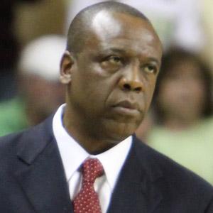 Coach Ernie Kent - age: 65