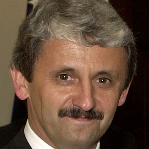 Politician Mikulas Dzurinda - age: 65