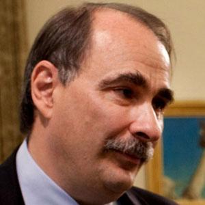 Politician David Axelrod - age: 62