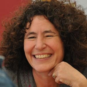 Children's Author Francesca Simon - age: 62