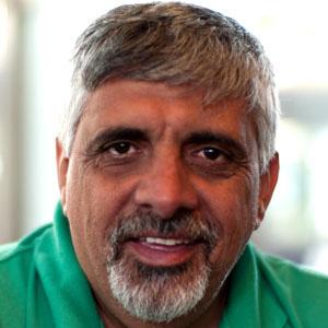 Journalist Daoud Kuttab - age: 65