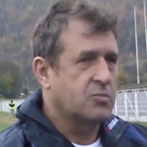 Soccer Player Safet Susic - age: 65