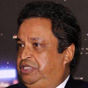Entrepreneur Binod Chaudhary - age: 65