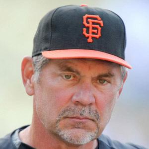 Coach Bruce Bochy - age: 65