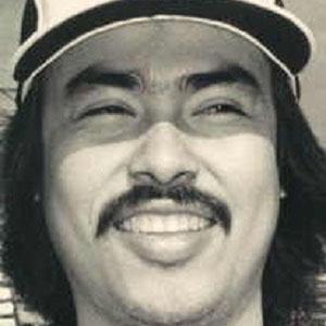 baseball player Dennis Martinez - age: 65