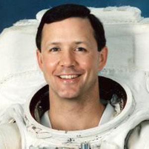 Astronaut Pierre Thuot - age: 65