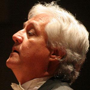 Composer Dieter Lehnhoff - age: 65