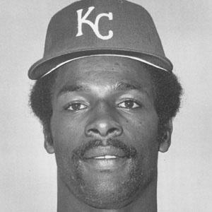 baseball player Willie Wilson - age: 61