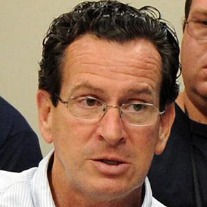 Politician Dannel Malloy - age: 66