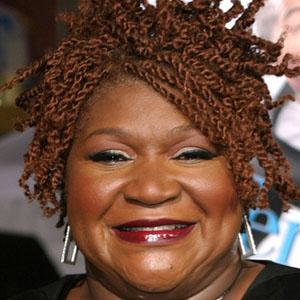 R&B Singer Ann Nesby - age: 66