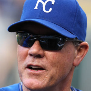 Coach Ned Yost - age: 62