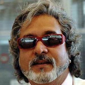 Politician Vijay Mallya - age: 61