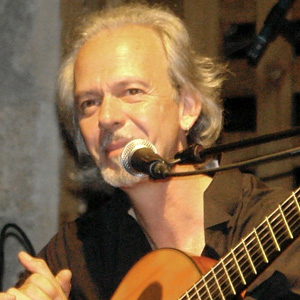 Guitarist Anthony Glise - age: 65