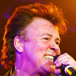 Pop Singer Paul Young - age: 65