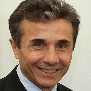 World Leader Bidzina Ivanishvili - age: 64