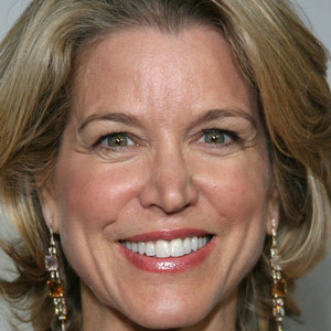 News Anchor Paula Zahn - age: 61