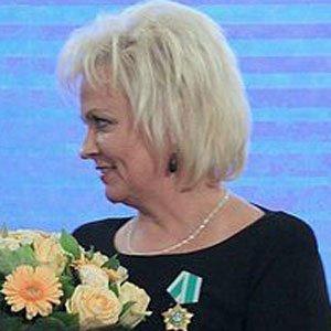Pop Singer Anne Veski - age: 64
