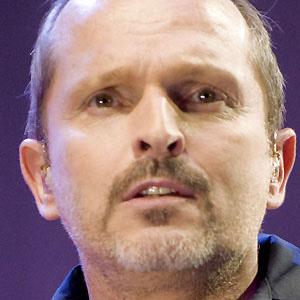 World Music Singer Miguel Bose - age: 64