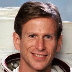 Astronaut Michael Gernhardt - age: 65