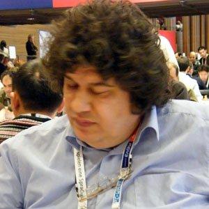 Chess Player Zenon Franco - age: 64