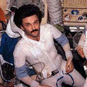Astronaut Aleksandr Kaleri - age: 65