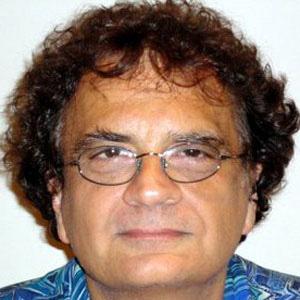 Pianist Laszlo Gardony - age: 60