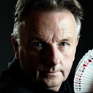Magician Liam Sheehan - age: 60