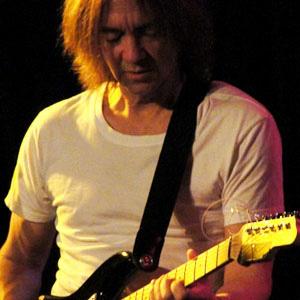 Guitarist Wayne Krantz - age: 64